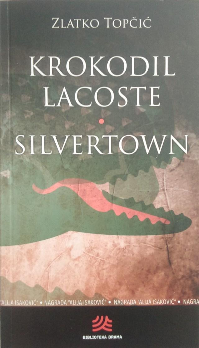 Krokodil Lacoste / Silvertown
