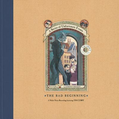 A Series of Unfortunate Events: The Bad Beginning Vinyl + MP3