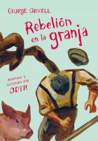 Rebelión en la granja (la novela gráfica)