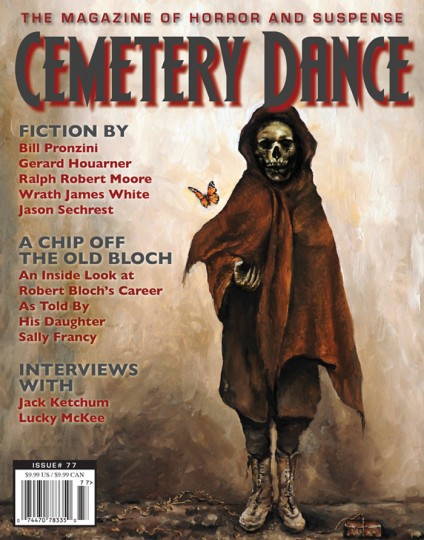 Cemetery Dance: Issue 77