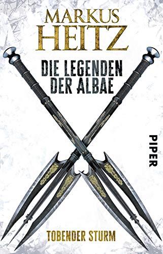 Die Legenden der Albae 04. Tobender Sturm: (Die Legenden der Albae 4)