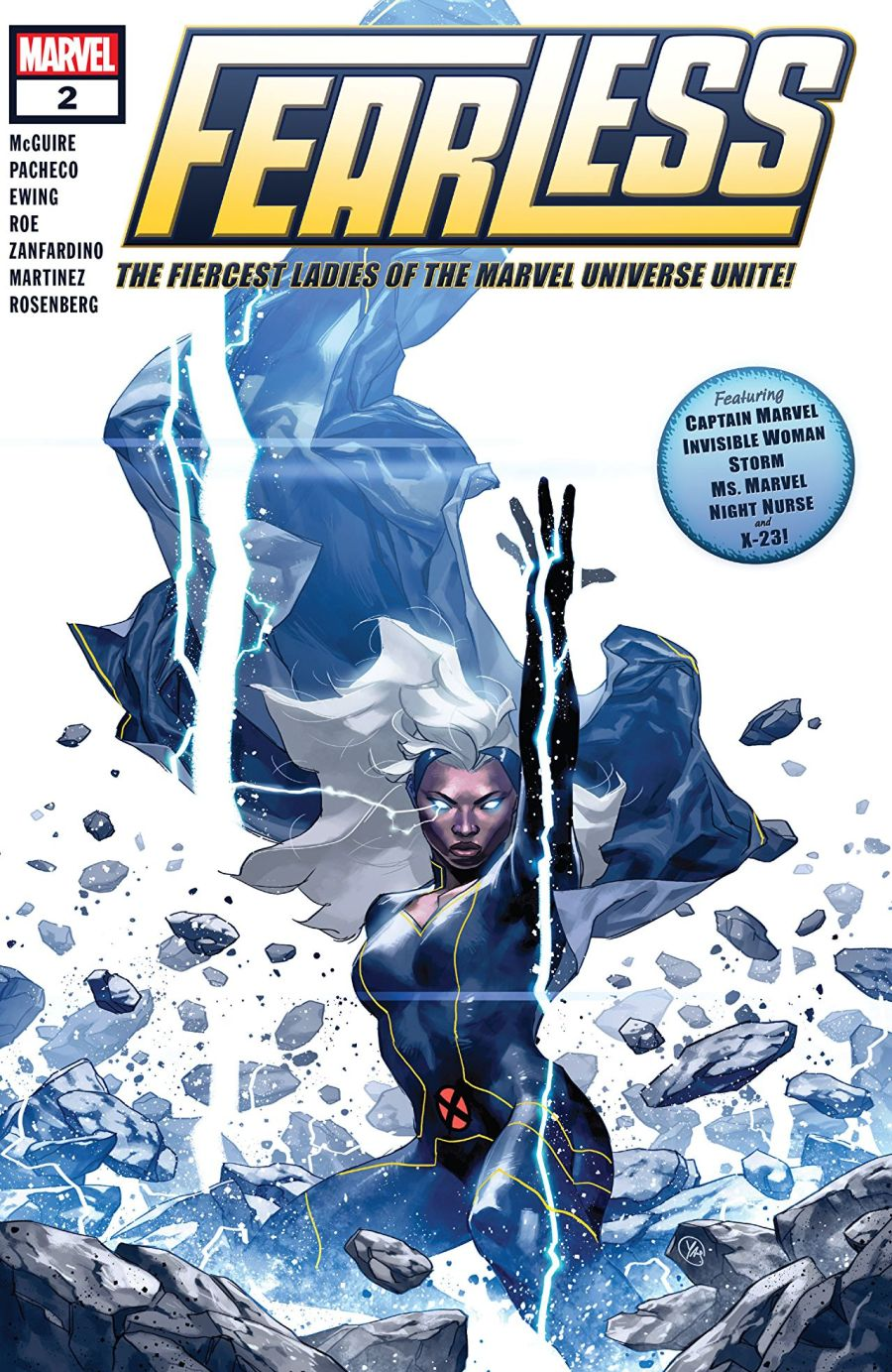 Fearless (2019) #2