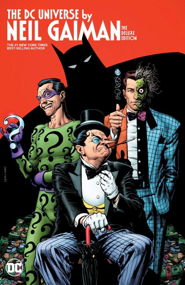 DC Universe By Neil Gaiman