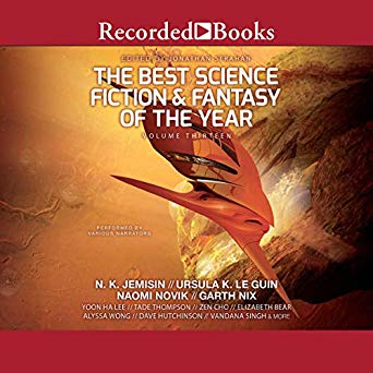 The Best Science Fiction and Fantasy of the Year, #13