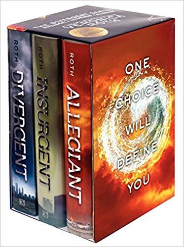 Divergente Trilogía (Divergente, #1-3)
