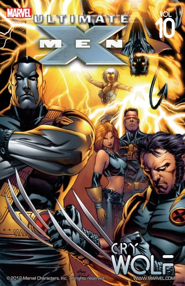 Ultimate X-Men, Vol. 10: Cry Wolf