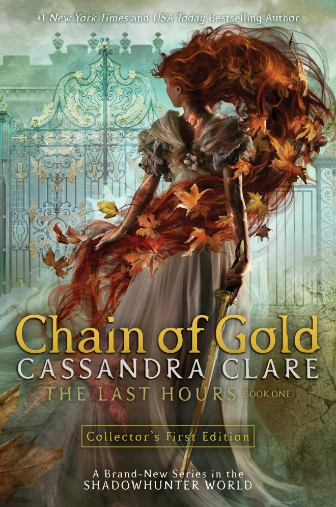 Chain of Gold (The Last Hours, #1)