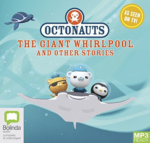 Octonauts: The Giant Whirlpool and other stories: 3