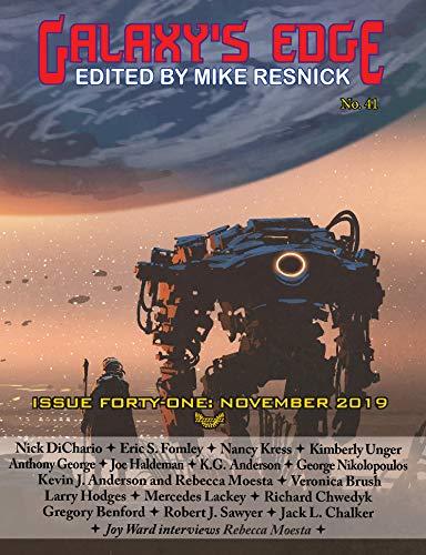 Galaxy's Edge Magazine: Issue 41, November 2019