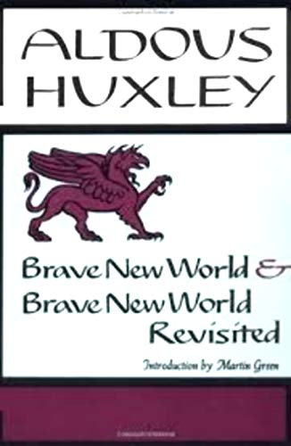 Brave New World Revisited New Ed Edition