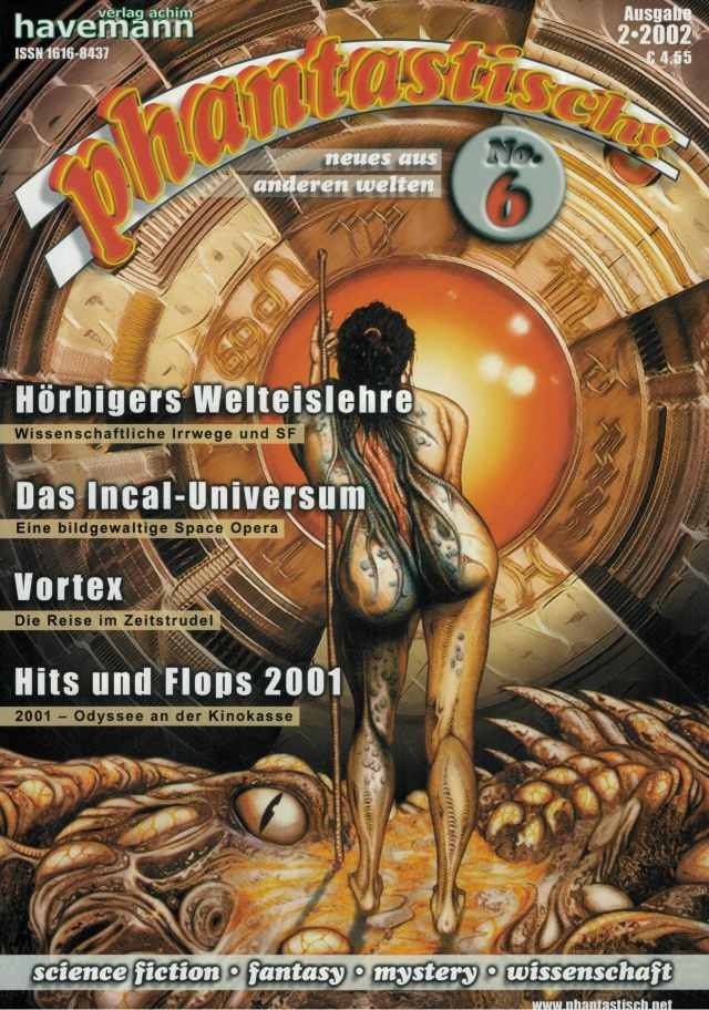 phantastisch! Ausgabe 6 (2/2002)