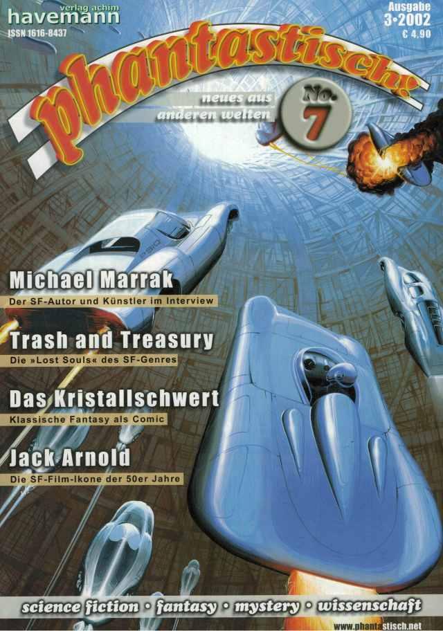 phantastisch! Ausgabe 7 (3/2002)