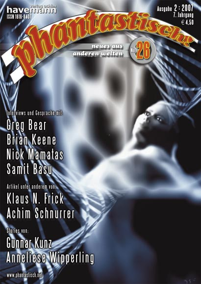 phantastisch! Ausgabe 26 (2/2007)