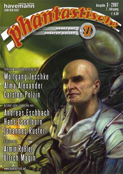 phantastisch! Ausgabe 27 (3/2007)