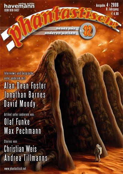 phantastisch! Ausgabe 32 (4/2008)