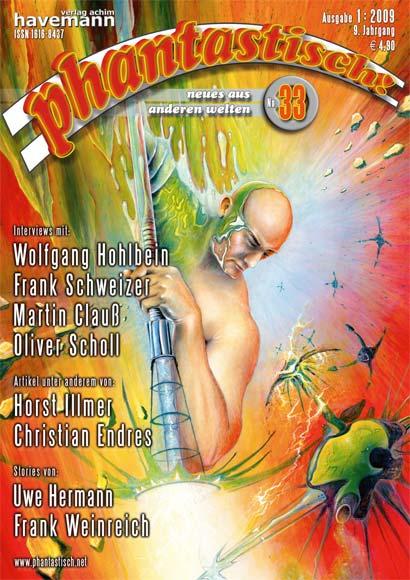 phantastisch! Ausgabe 33 (1/2009)