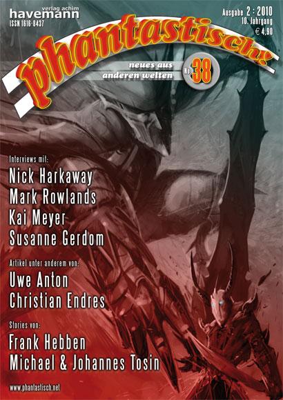 phantastisch! Ausgabe 38 (2/2010)
