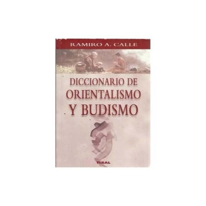 Diccionario de orientalismo y budismo