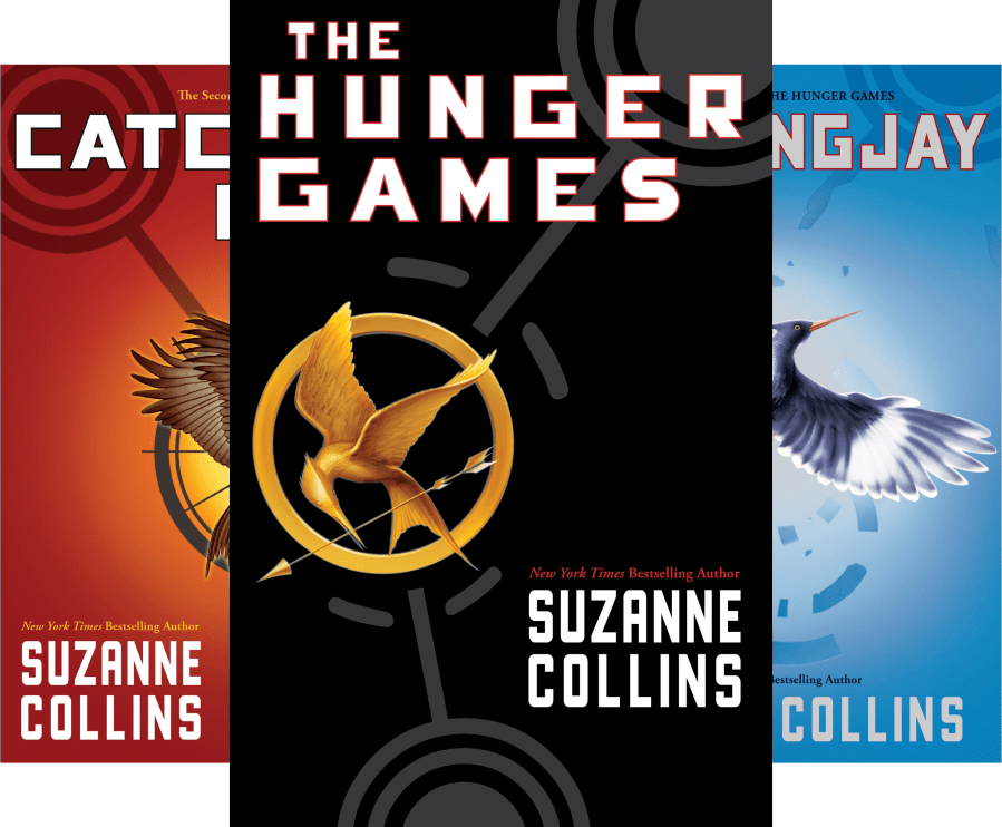 Hunger Games Trilogy (3 Book Series)