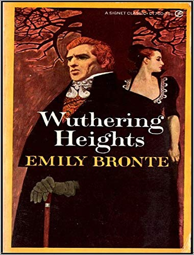 (Illustrated) Wuthering Heights by Emily Brontë