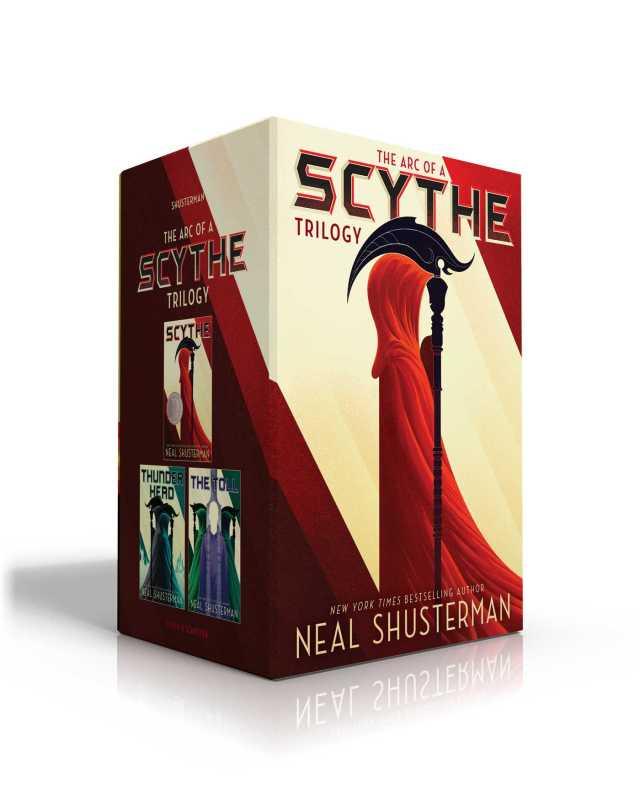 Scythe / Thunderhead / The Toll (Arc of a Scythe, #1-3)