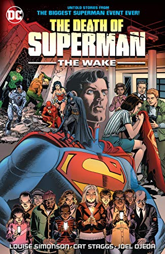 The Death of Superman: The Wake (2018) (Death of Superman, Part 1 (2018))