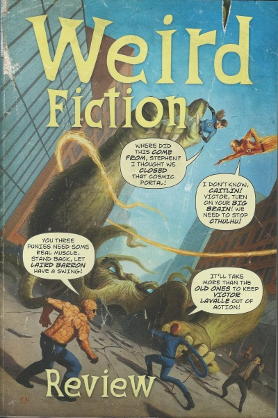 The Weird Fiction Review, Fall 2018