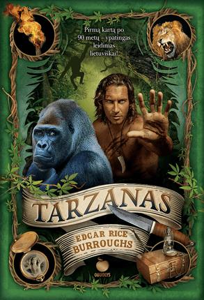 Tarzanas (Tarzan, #1-2)