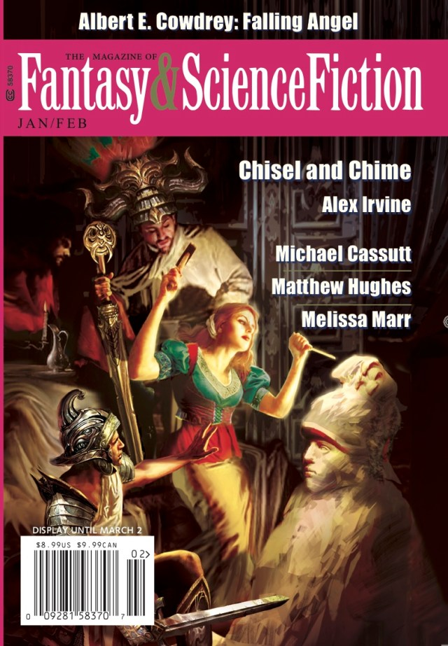 The Magazine of Fantasy & Science Fiction, January/February 2020 (F&SF, #747)