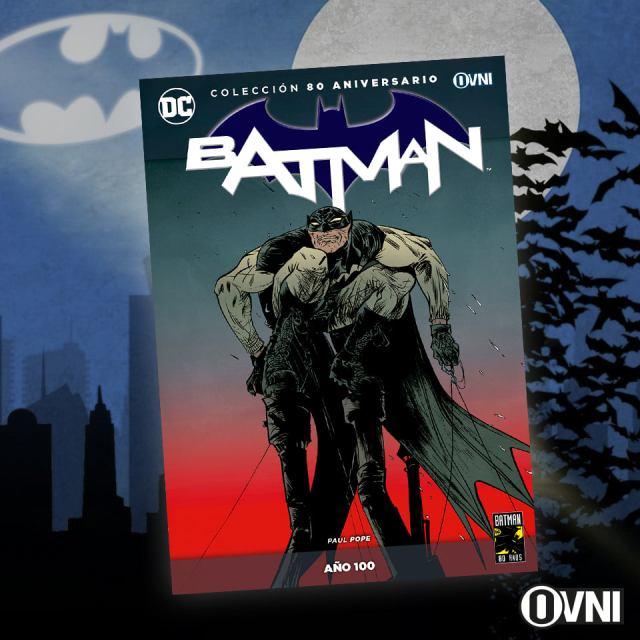 Batman La Colección 80 Aniversario Tomo 20: Año 100