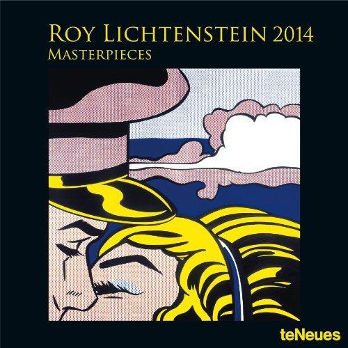 2014 Roy Lichtenstein Masterpieces