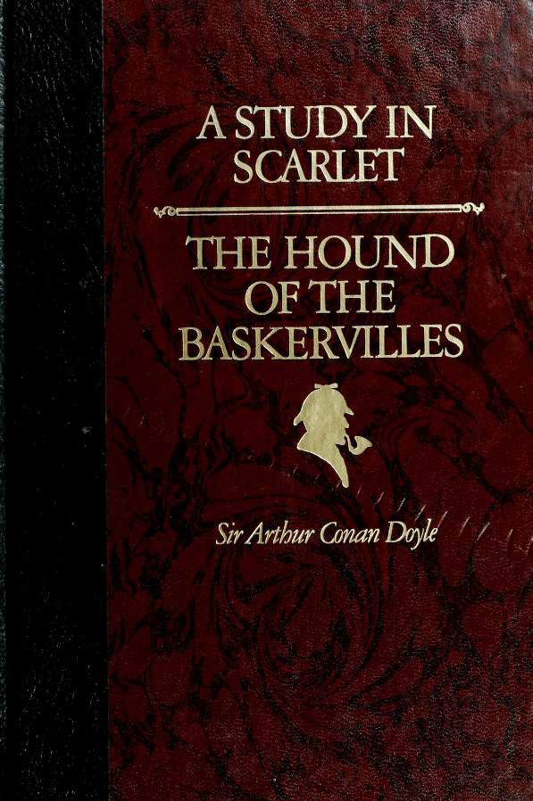 A Study in Scarlet / The Hound of the Baskervilles