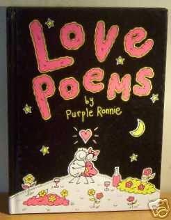 Purple Ronnie Love Poems