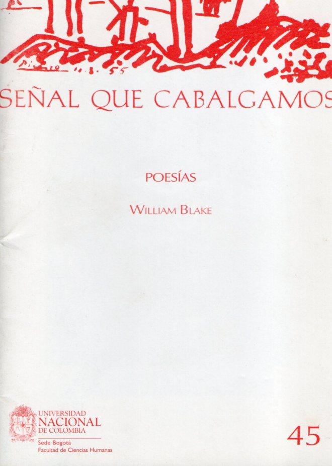 Poesías (Colección Señal que cabalgamos, #45)