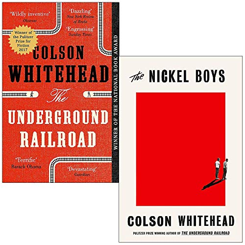 Colson Whitehead Collection 2 Books Set