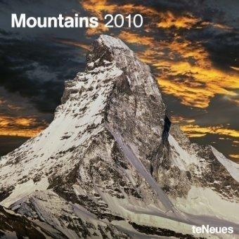 2010 Mountains Wall Calendar