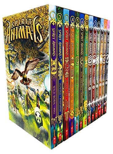 Spirit Animals 13 Books Box Set Series 1 & 2 Collection (Spirit Animals Books 1 - 7 & Fall of the Beasts Books 1 - 6)
