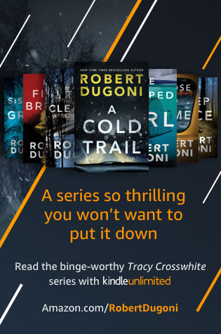 Tracy Crosswhite Series