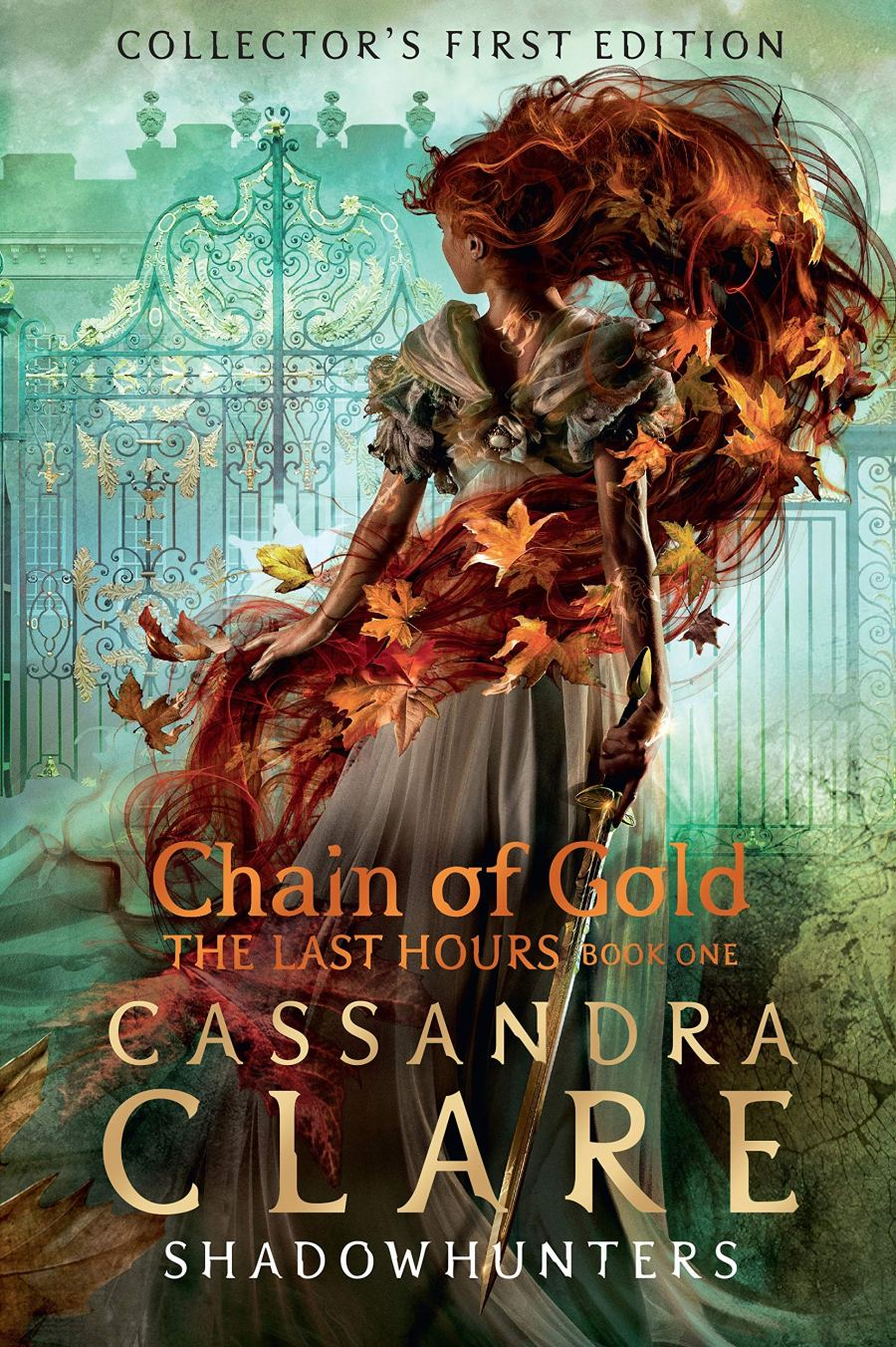 Chain of Gold (The Last Hours, #1) SNEAK PEEK EXCERPT