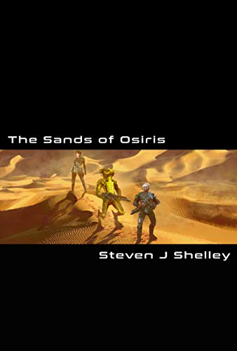 The Sands of Osiris (Aegis Colony #1)
