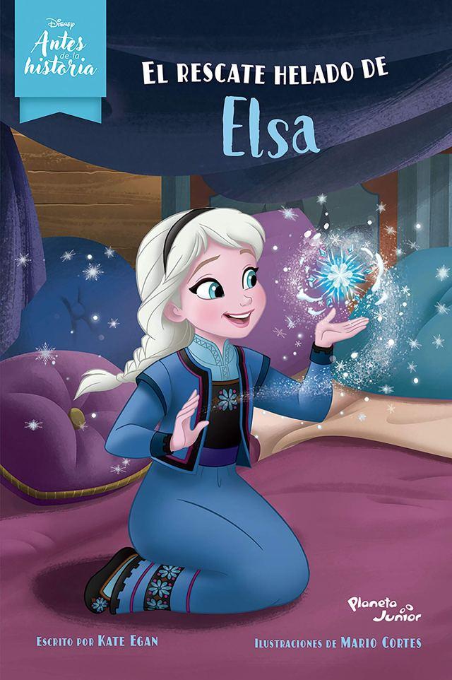 El rescate helado de Elsa