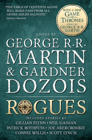 A Year and a Day in Old Theradane (Rogues, #8)
