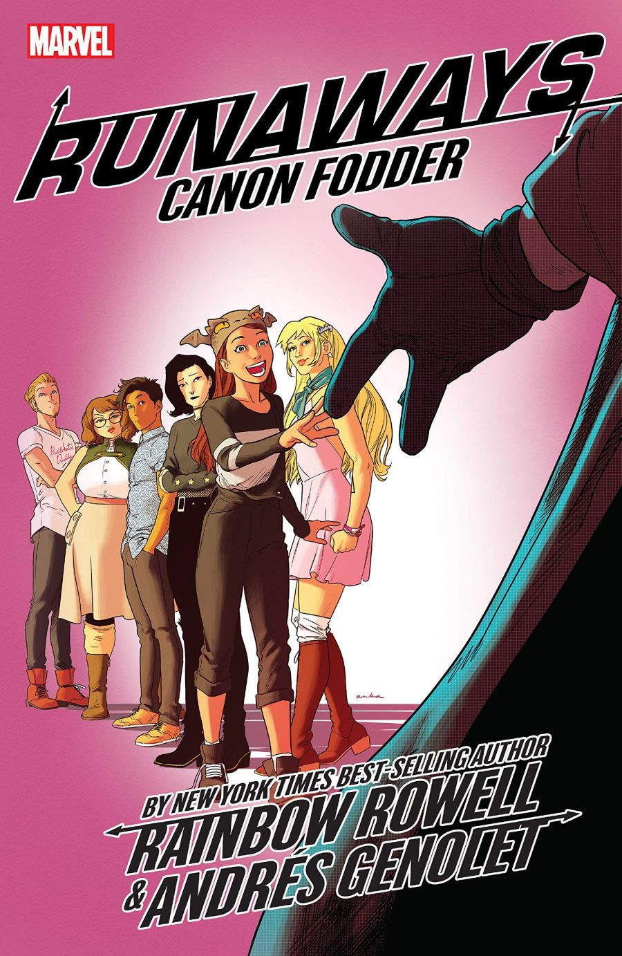 Runaways by Rainbow Rowell Vol. 5: Cannon Fodder: Canon Fodder (Runaways (2017-))