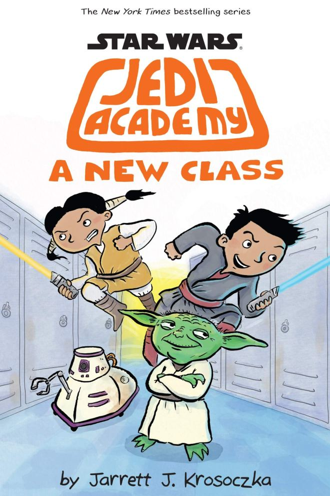 JediAcademy: Vol 4 Great Comic Graphic Novels Jedi Academy Star Wars For Young & Teens , Adults Reader
