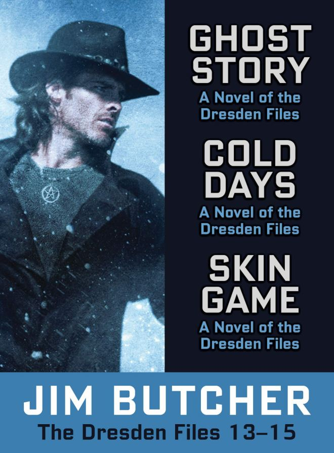 The Dresden Files Collection 13-15