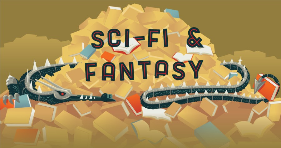 Goodreads Blog Post  Science Fiction   Fantasy Week 2018 Sci Fai and Fantasy Week 2018