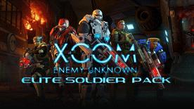 XCOM Enemy Unknown Elite Soldier Pack PC Steam