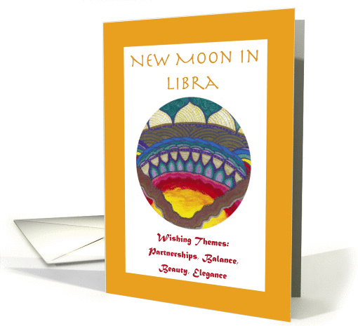 how to write new moon wishes