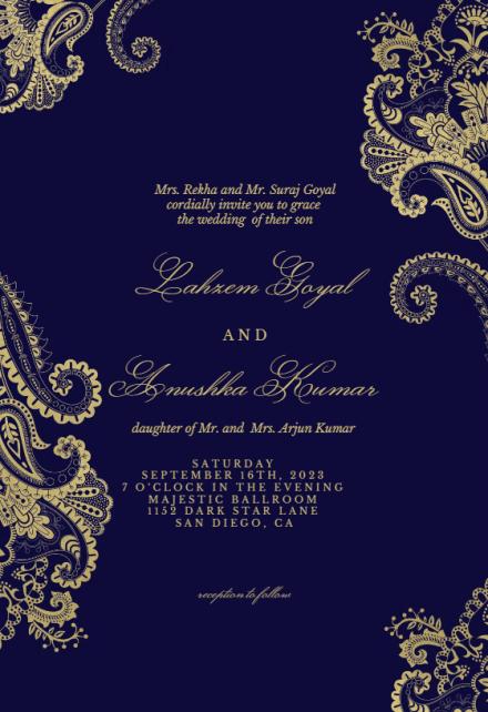 online invitation maker free