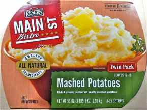Image result for costco mashed potatoes